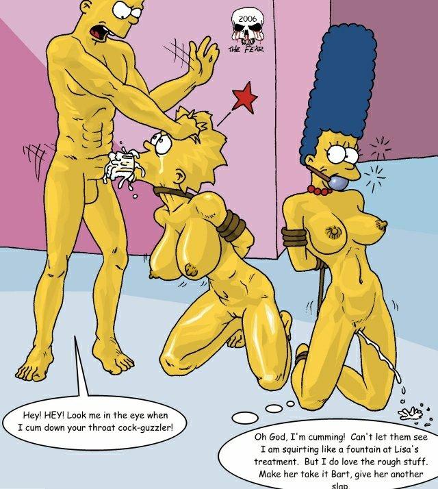 marge simpson naked porn simpsons media ...