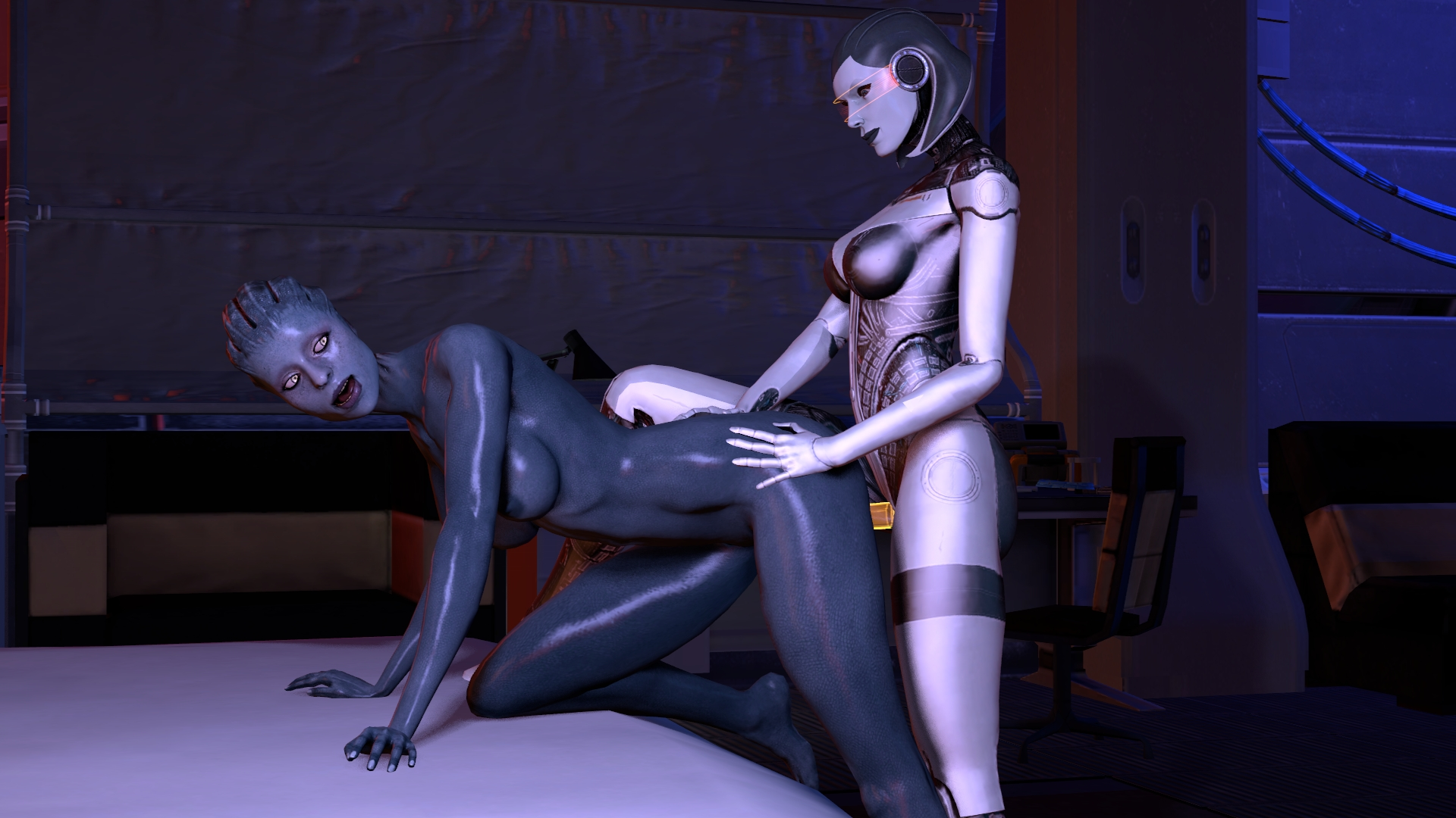 Mass Effect Porn Source Mass Effect Asari Fbe Edi Filmmaker Dabe Cddd ...