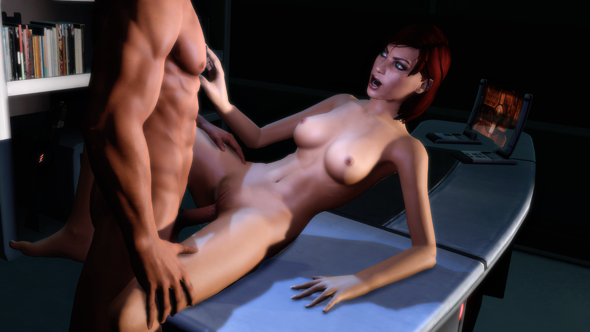 Mass effect porn mods exploited videos