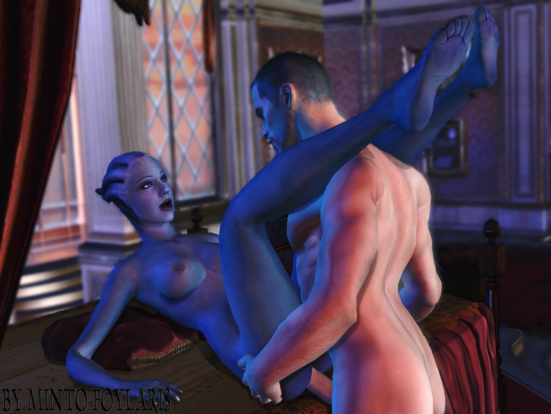Mass effect liara porn picture video porncraft photo