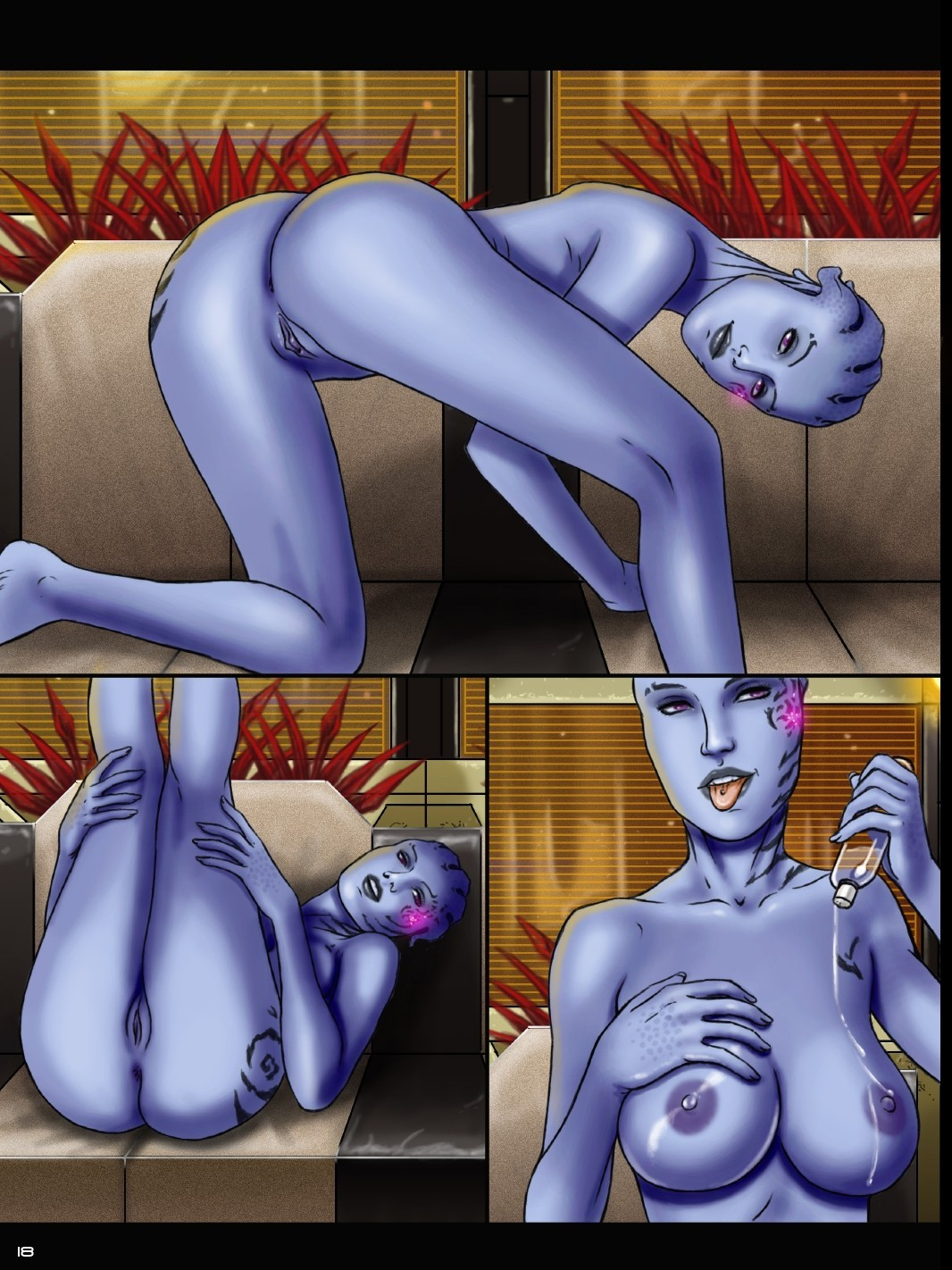 Masseffect cartoon porn adult movies