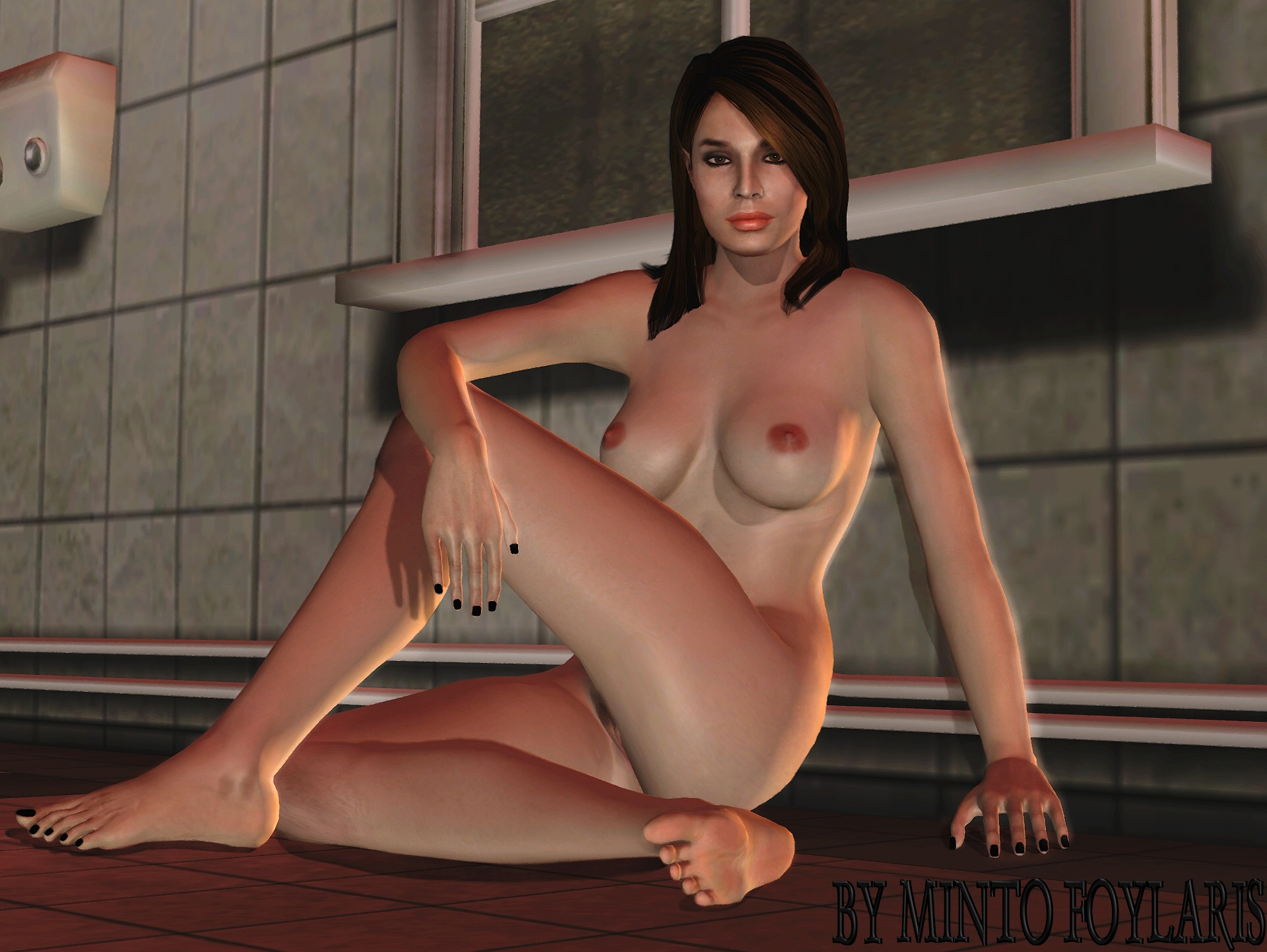 Mass effect 3 ashley williams nude porn porn videos