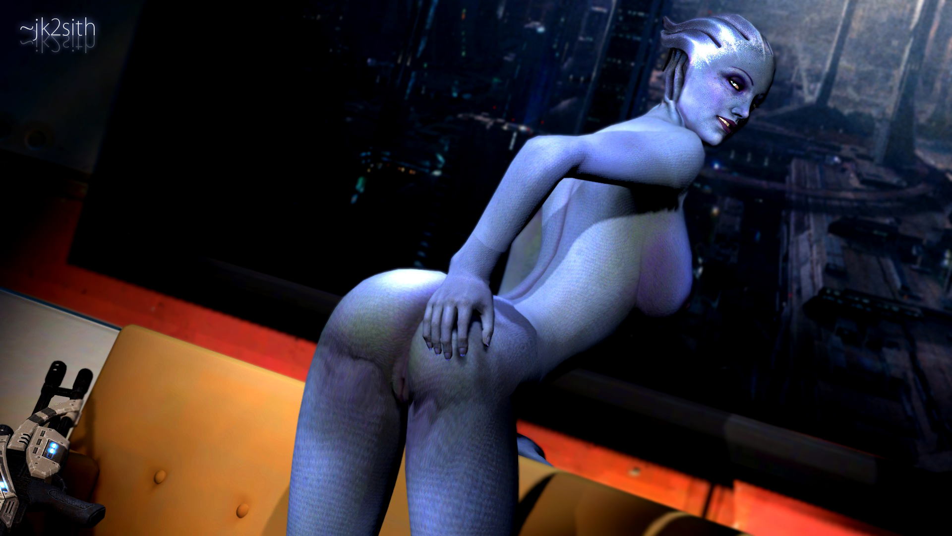 Mass effect male nude characters softcore toons