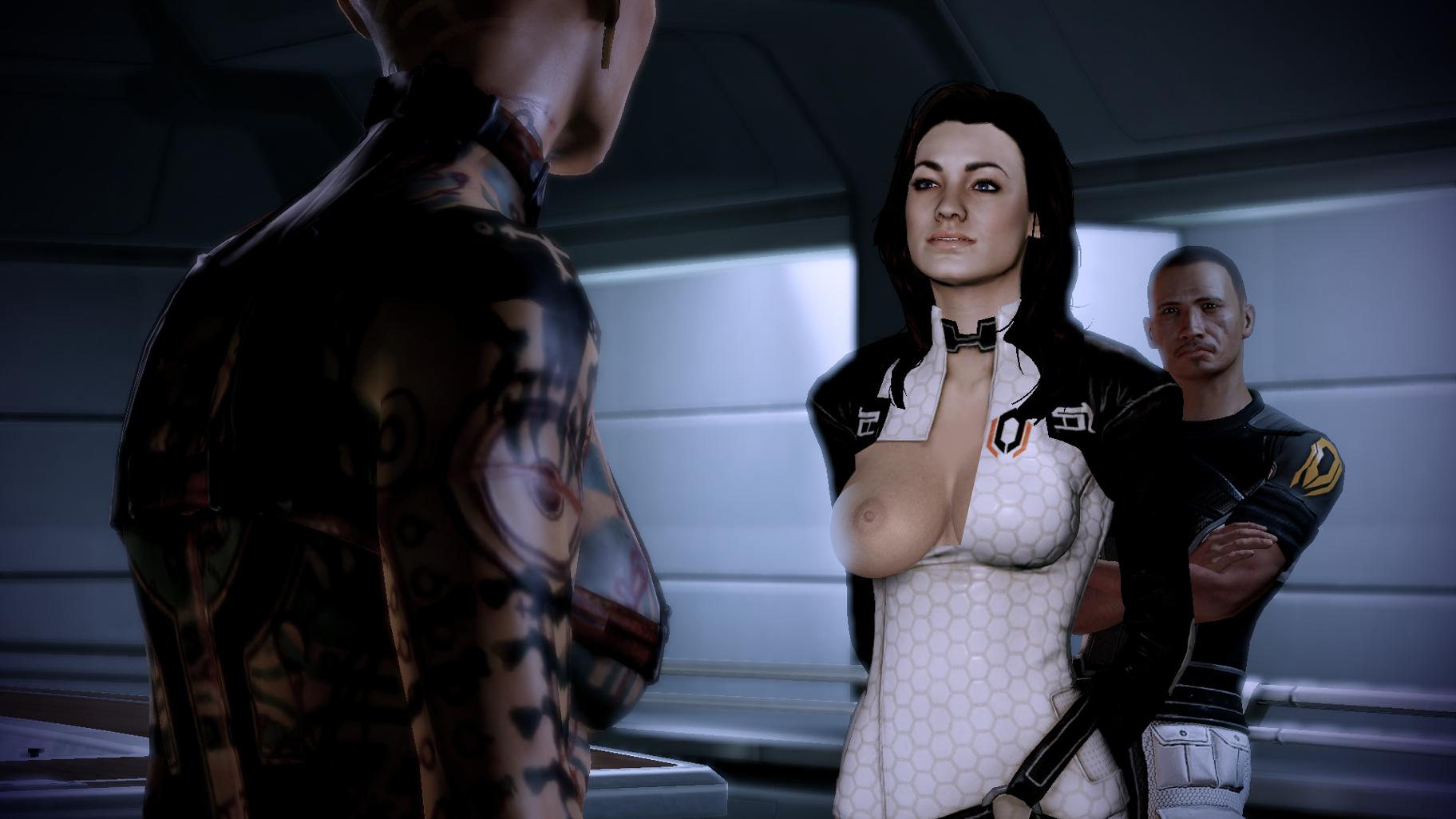 Mass effect henti naked galleries