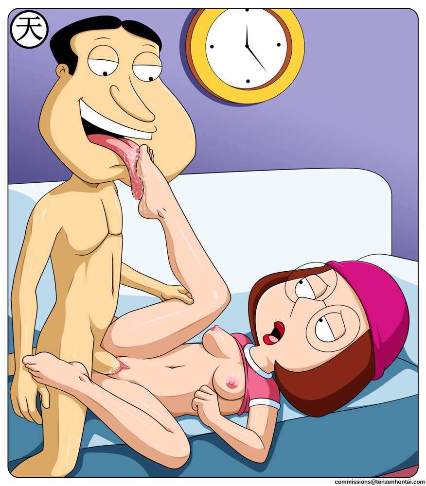 porn family Meg griffin guy