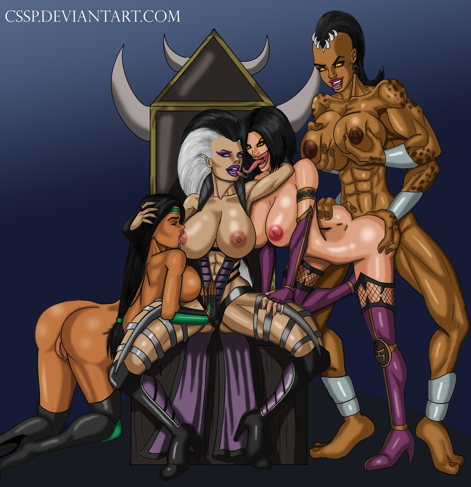 Mortal kombat naked milee sex movies