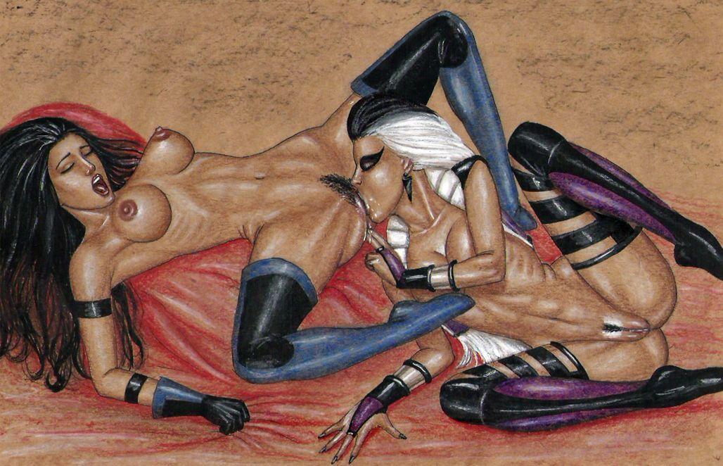 Mortal Kombat Hentai image #3121