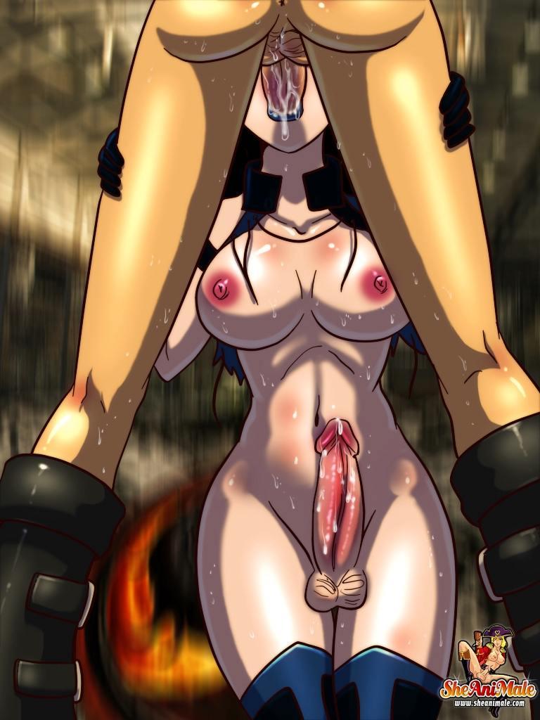 Consider, Lesbian mortal kombat girls nude are