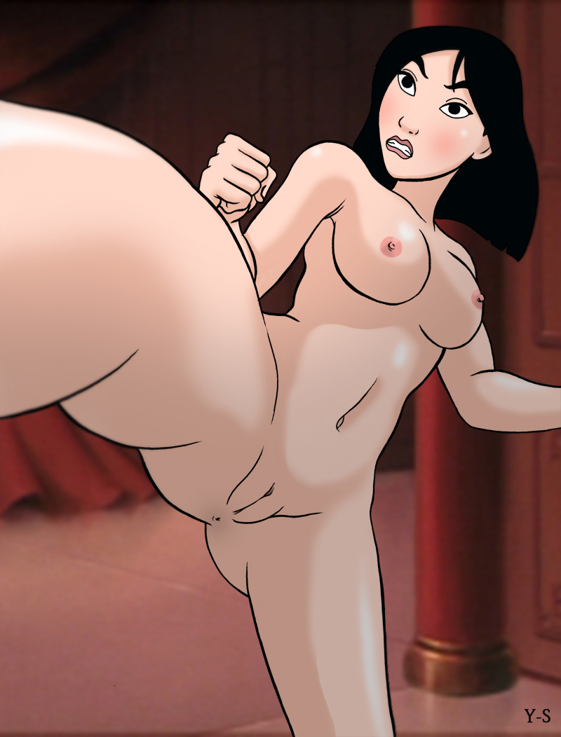 Mulan sexy naked pussy suggest you
