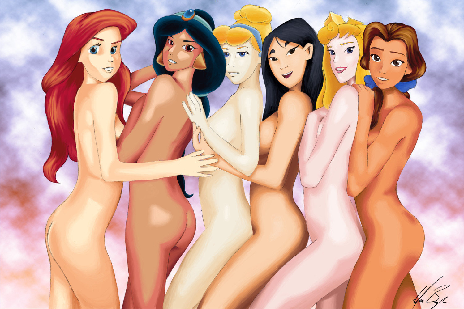 mulan and alice porn disney aladdin nude jasmine home ariel little