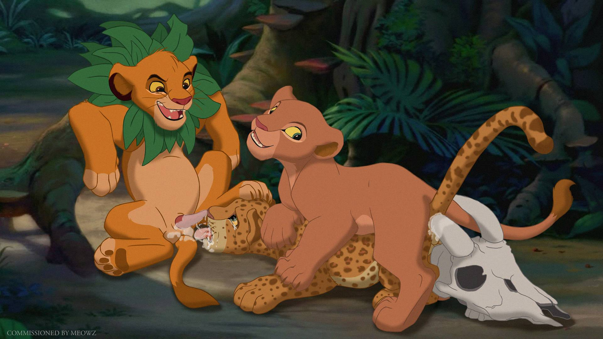 Have thought Lion king funny porn