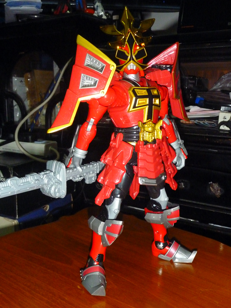 power rangers samura
