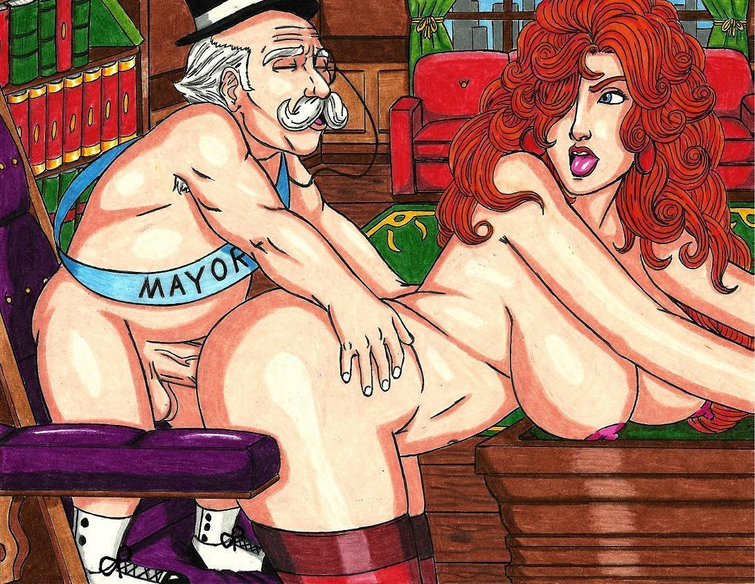 Sex scandal nude fuck