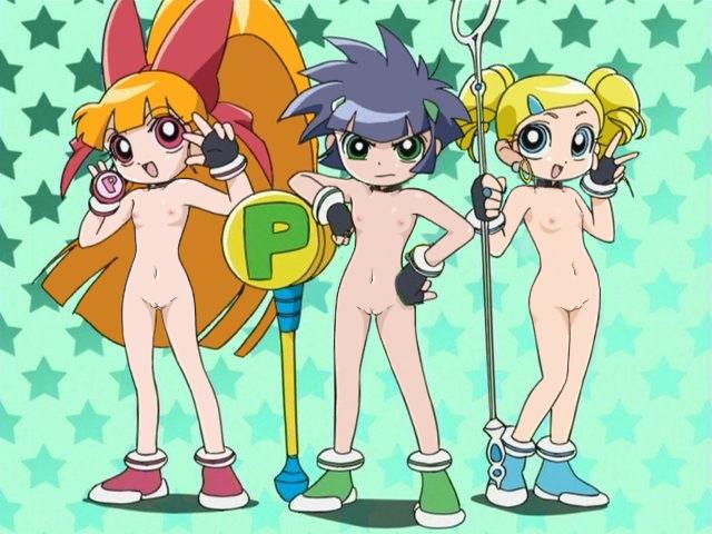 This excellent Powerpuff girls cartoon porn not