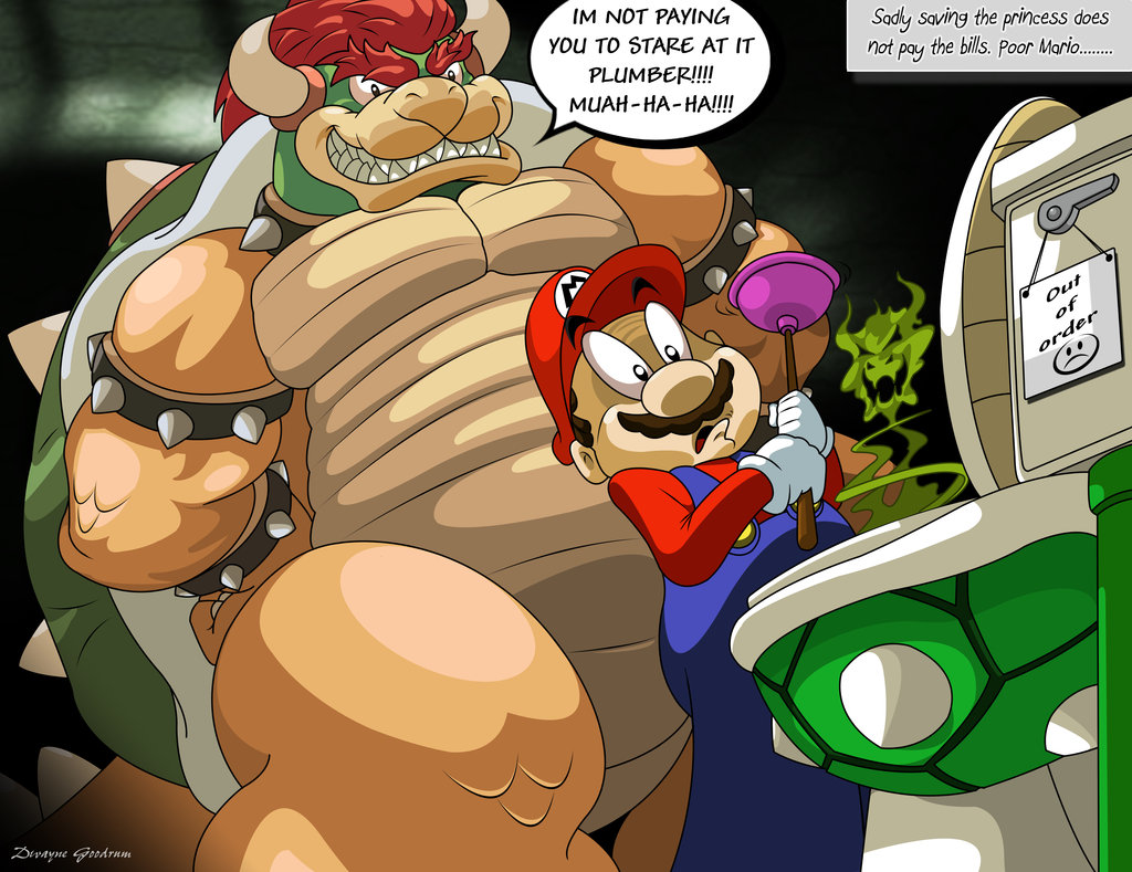 bowser peach flash sex
