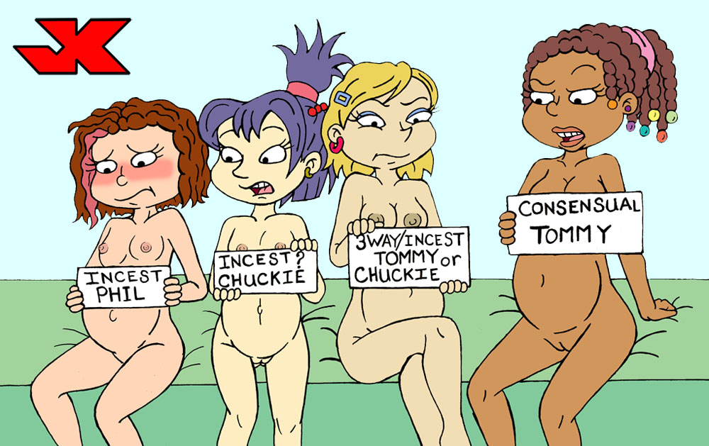 Lil rugrats all grown up porn apologise