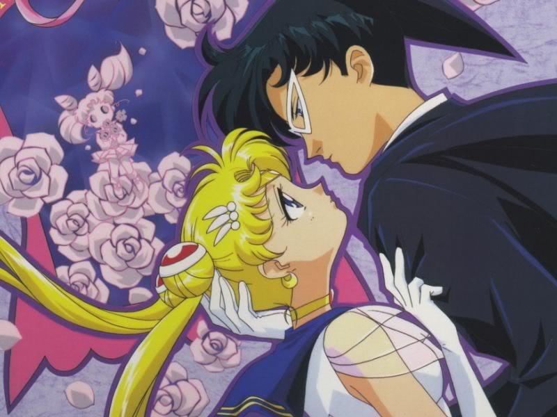 mask tuxedo porn moon Sailor