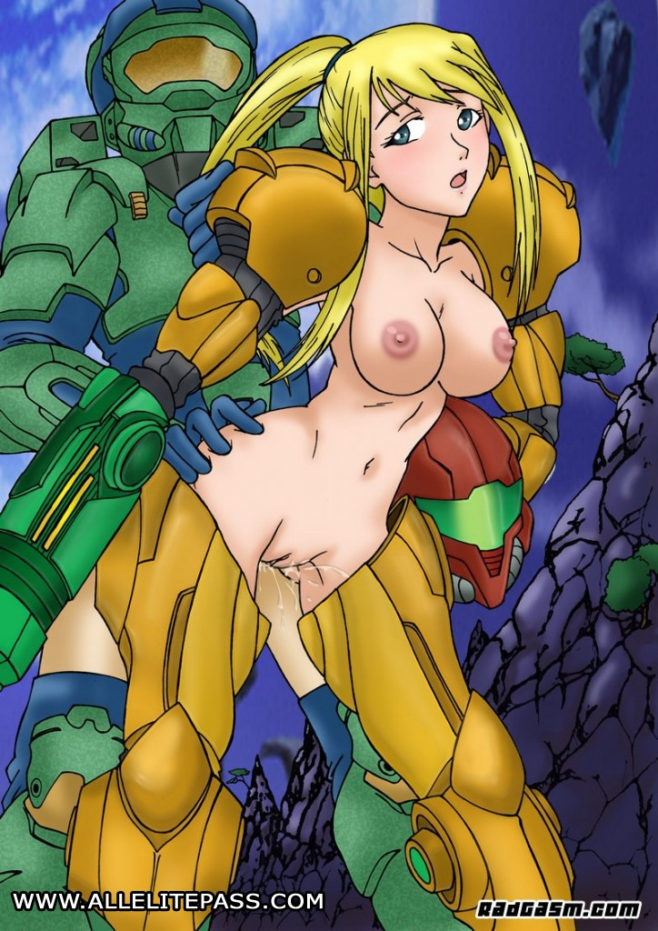 Samus porn comic are not