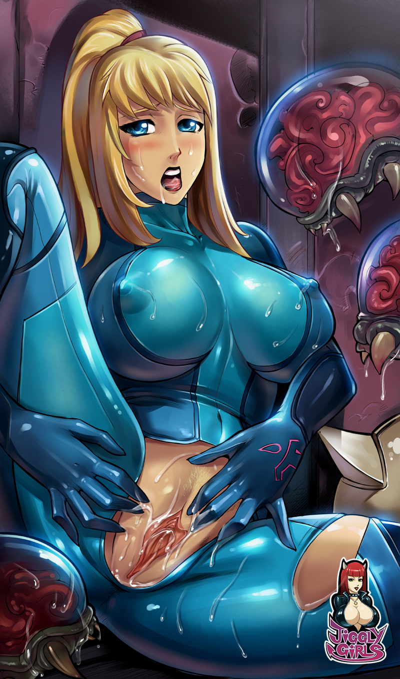 Metroid hentai porn xxx video