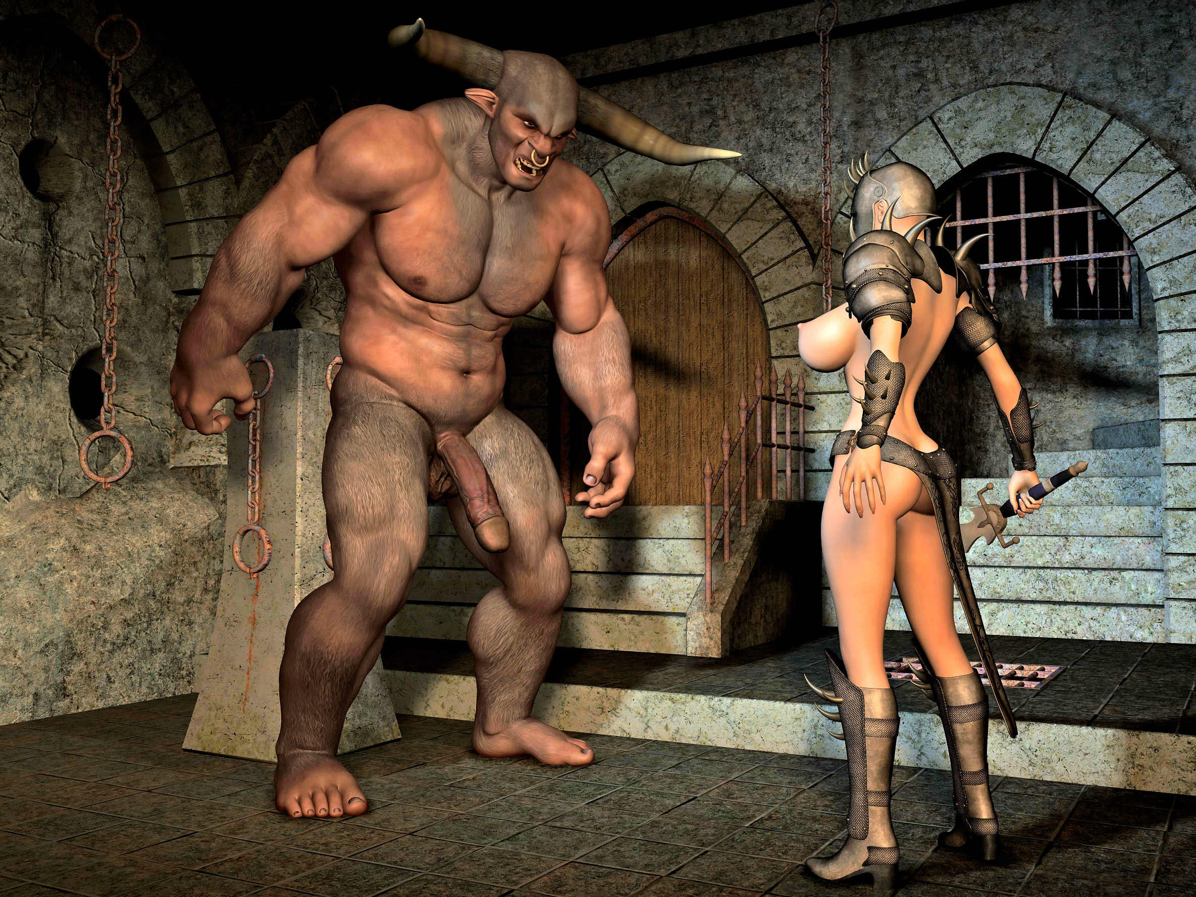 3d minotaur fucks girl erotic galleries