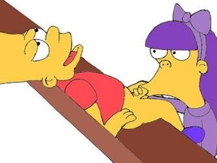 simpsons orgy comics The