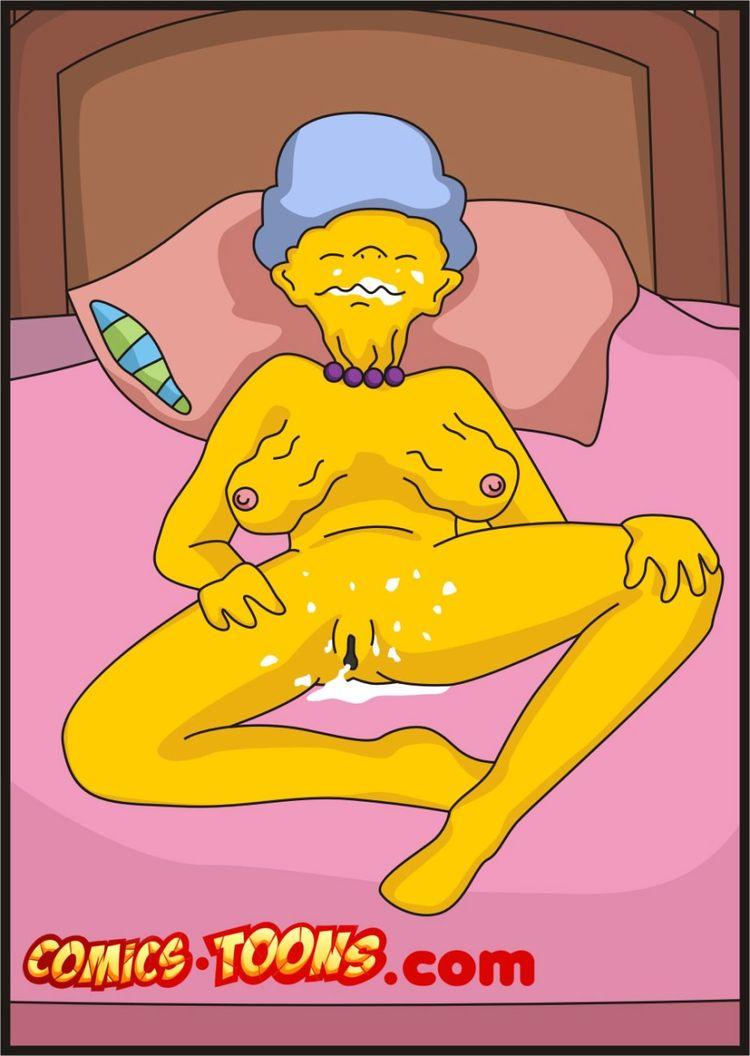 Baby Bart Simpson Hentai