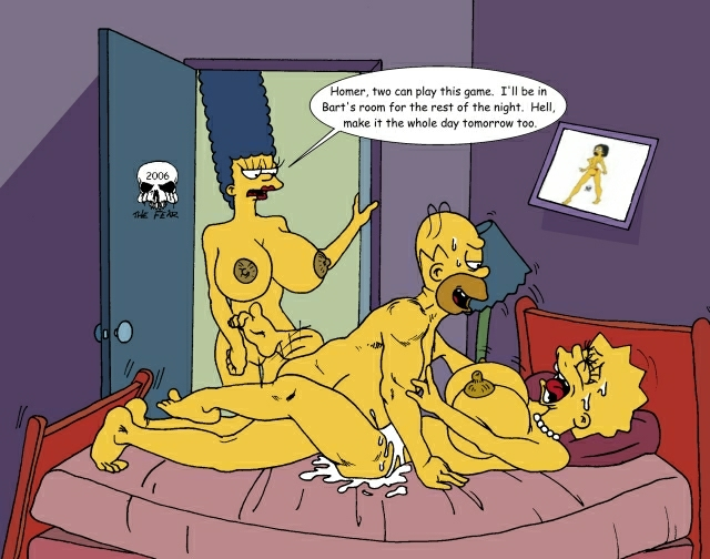 simpsons porn comics simpsons page simpson read fear viewer reader optimized dde