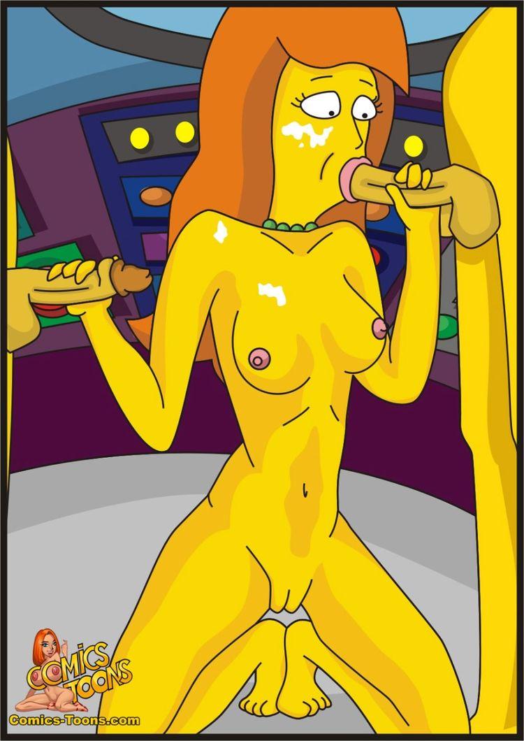 Симпсоны комиксы gjhyj 11 фотография