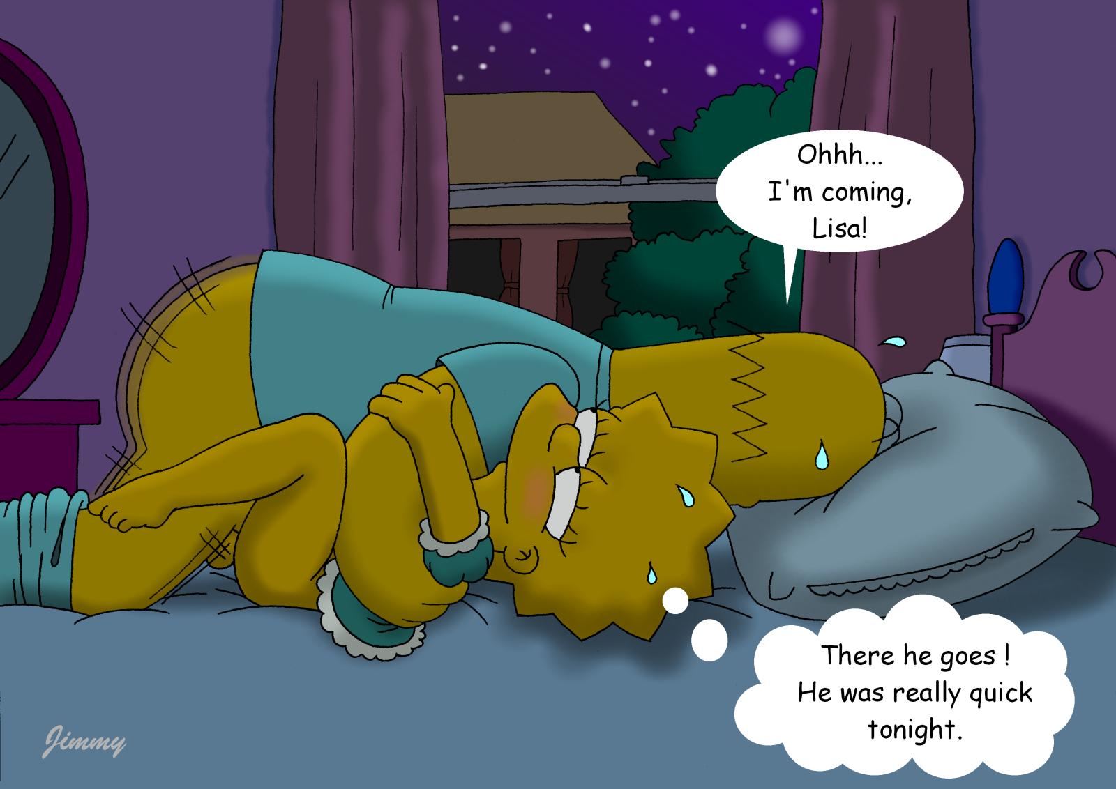Simpsons Porn Media Simpson Lisa