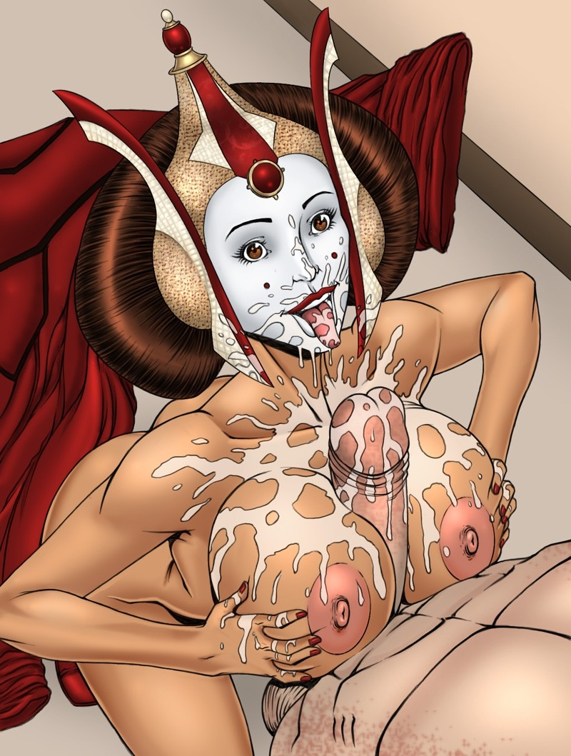 Star wars cartoon porn comics