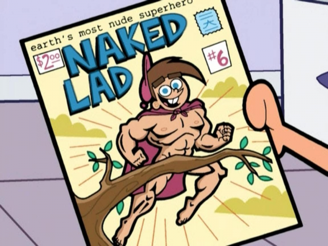 timmy turner porn fairly odd parents media naked timmy turner lad