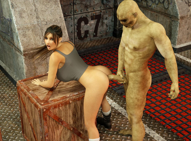 Tomb raider monsters porn erotica scenes