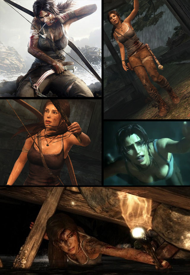 tomb raider porn games may sexism tomb raider becoming claims cry
