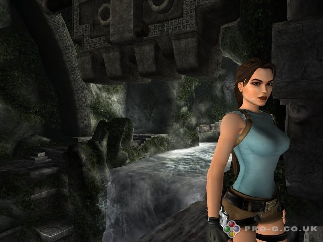 tomb raider porn media tomb raider lara croft anniversary screens videogamer tombraidergirls walkthrough