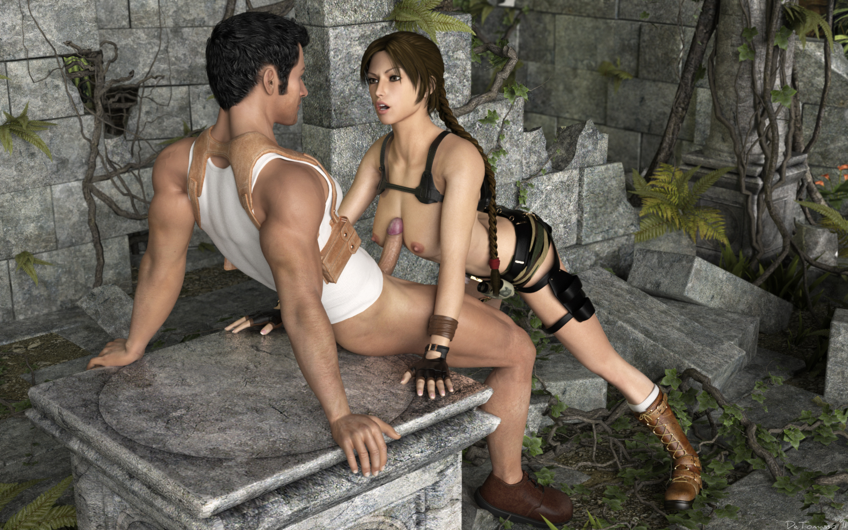 Raider tomb nude underworld croft lara