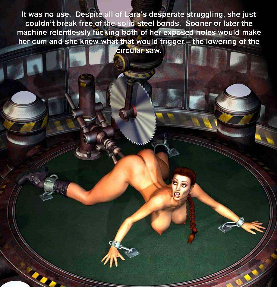 Tomb raider bondage nude film
