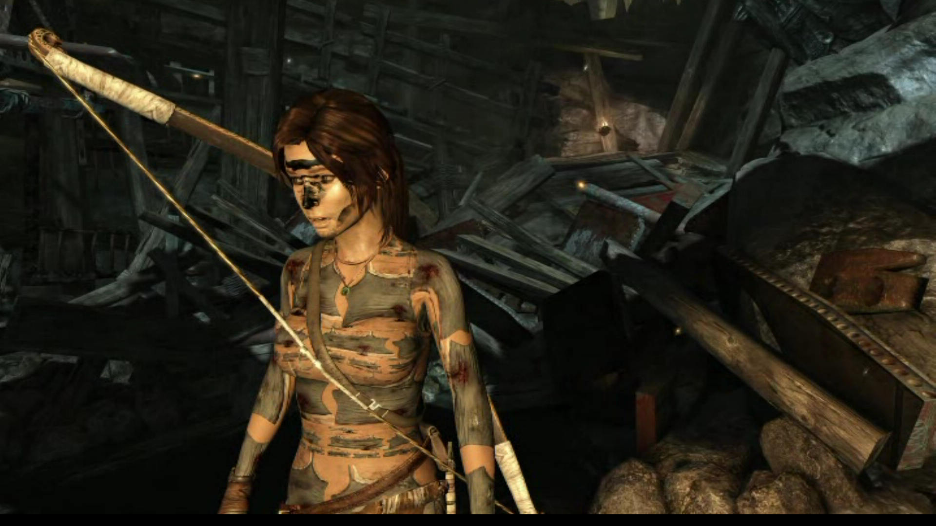 Tomb raider 2013 naked hack sexual clips