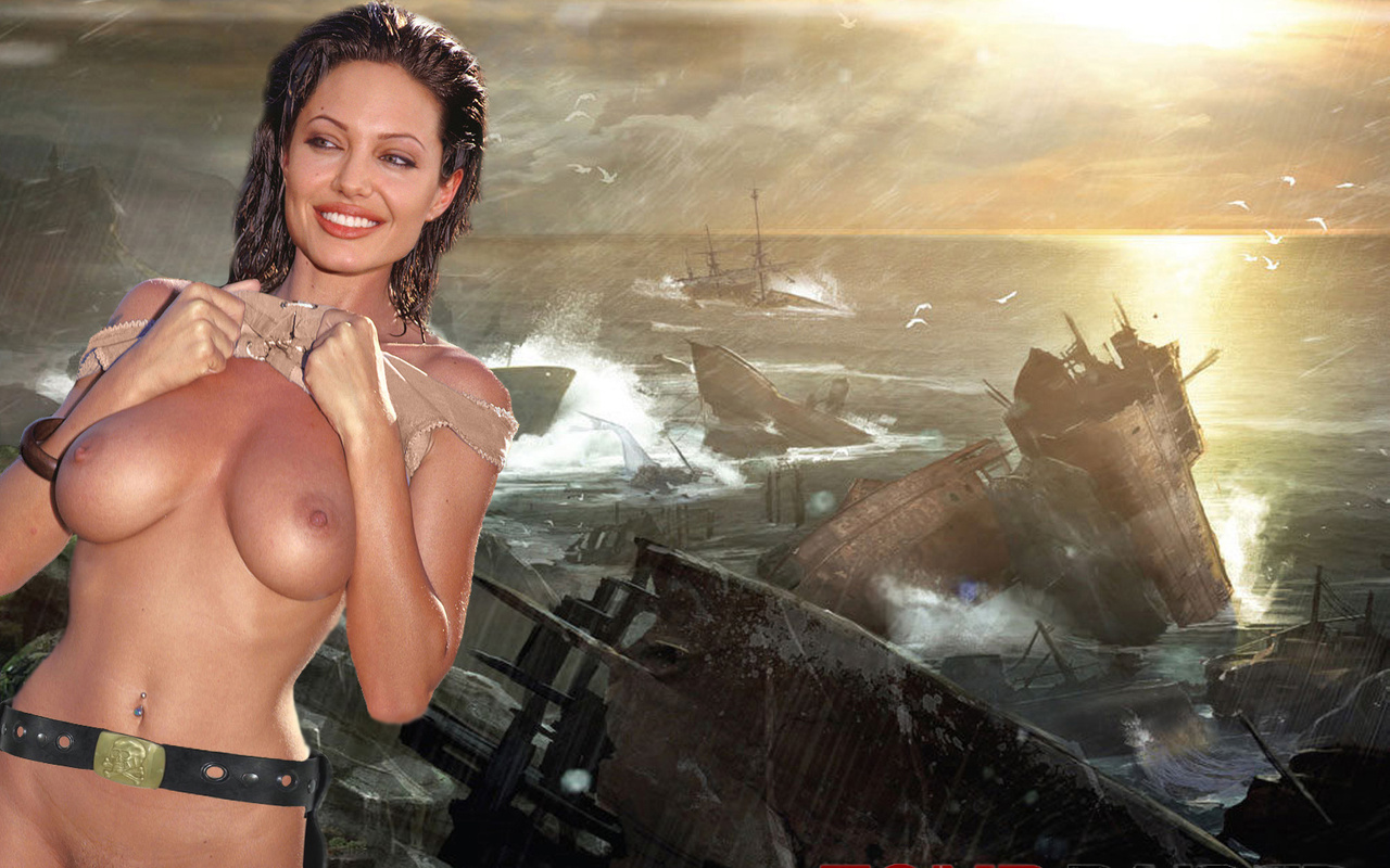 Naked hot girl from tomb raider hentai photos