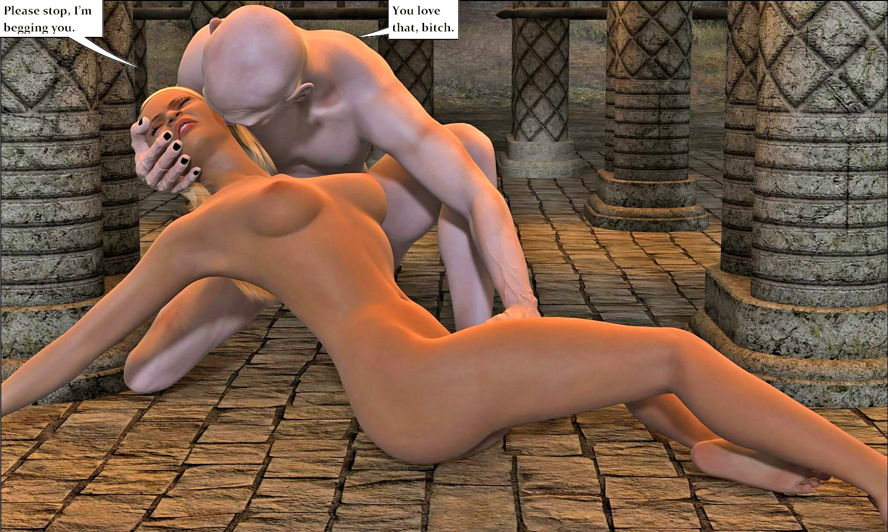 Download video tomb raider monster hentai porn clip