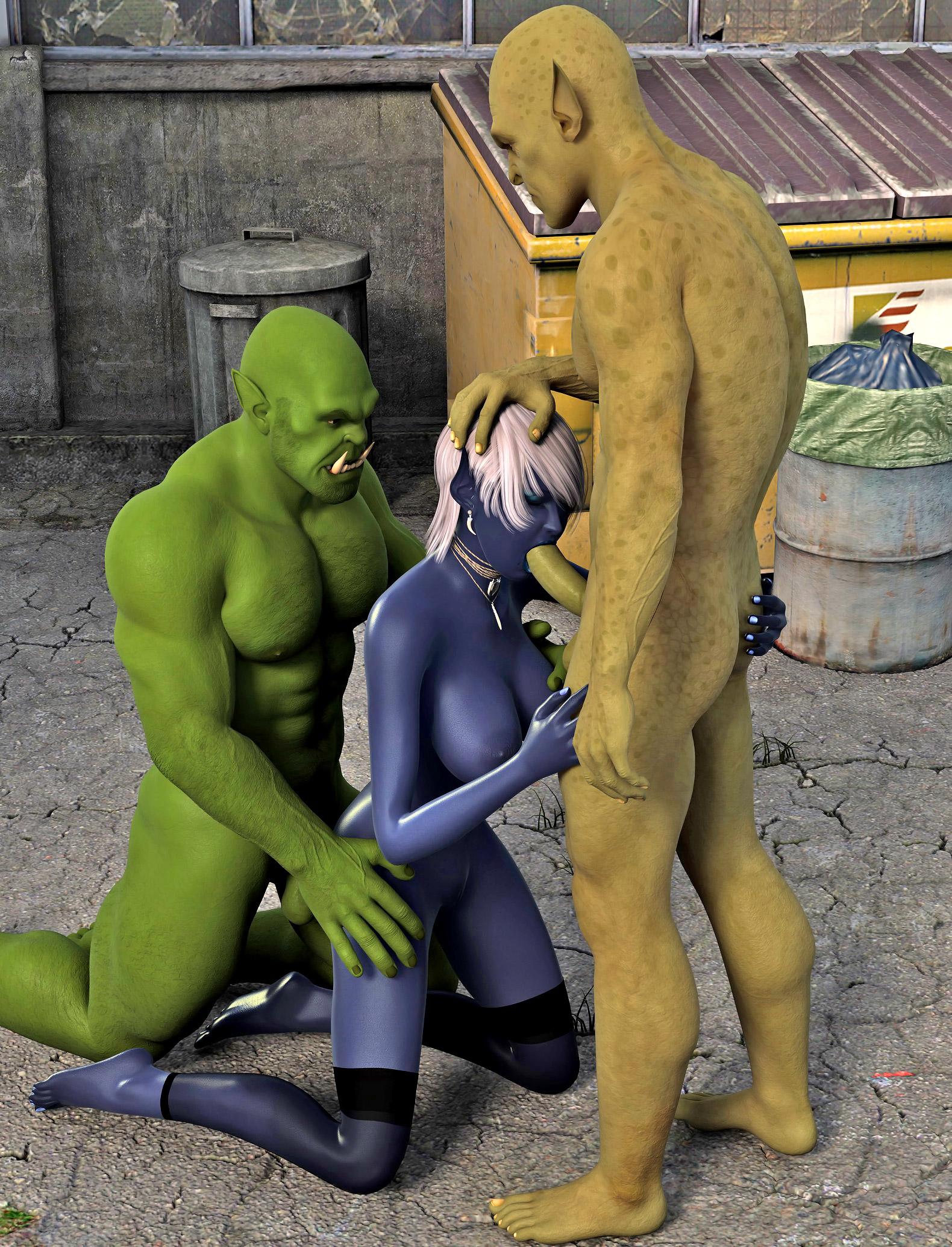 Trolls monsters demons sex xxx movies