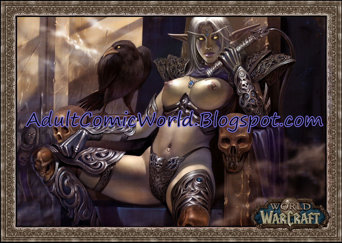 Warcraft cartoon video adult fucking download