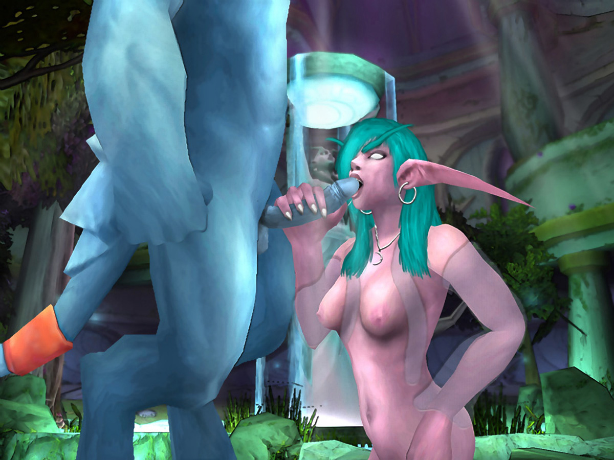 Porn wow orcs goblins blood elf jizzart sexy scenes