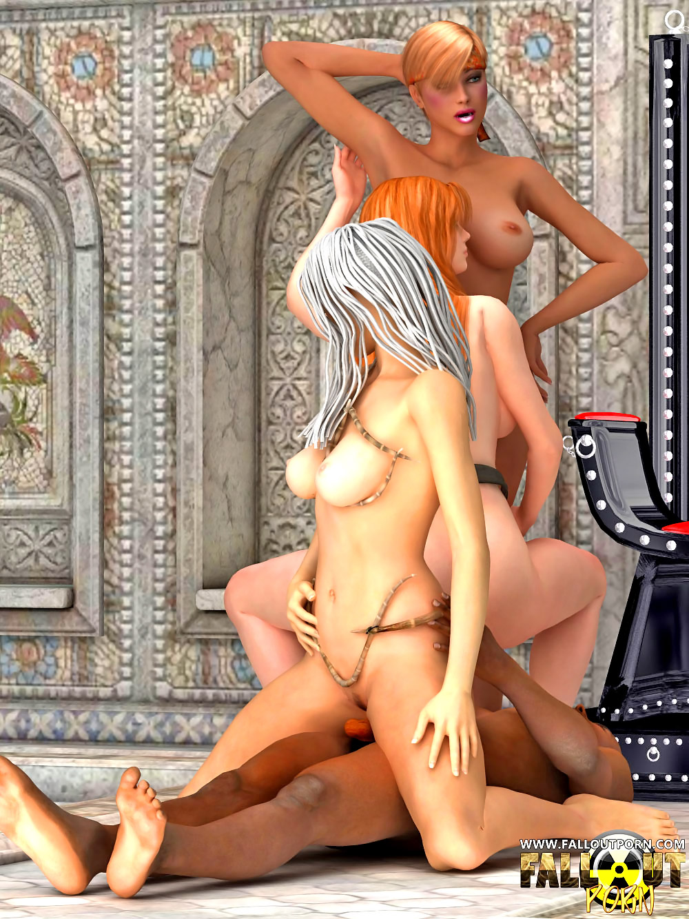 Animated warrior porn video exposed daughter