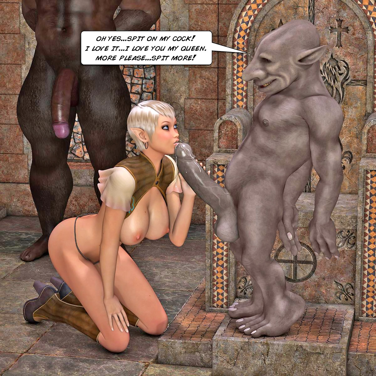 Elfin fantasyporn uncenserd naked girl