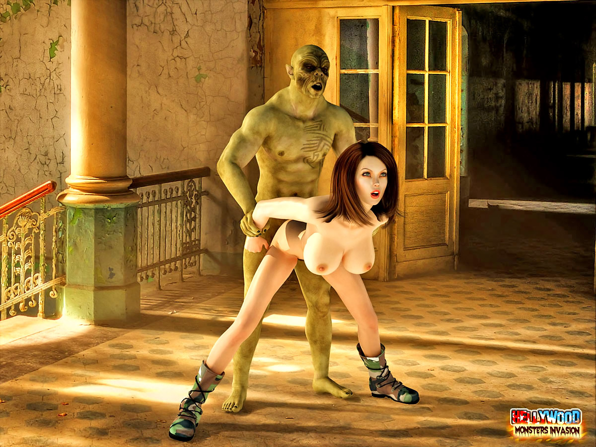 Monsters fucking zoey l4d 3d erotic photos