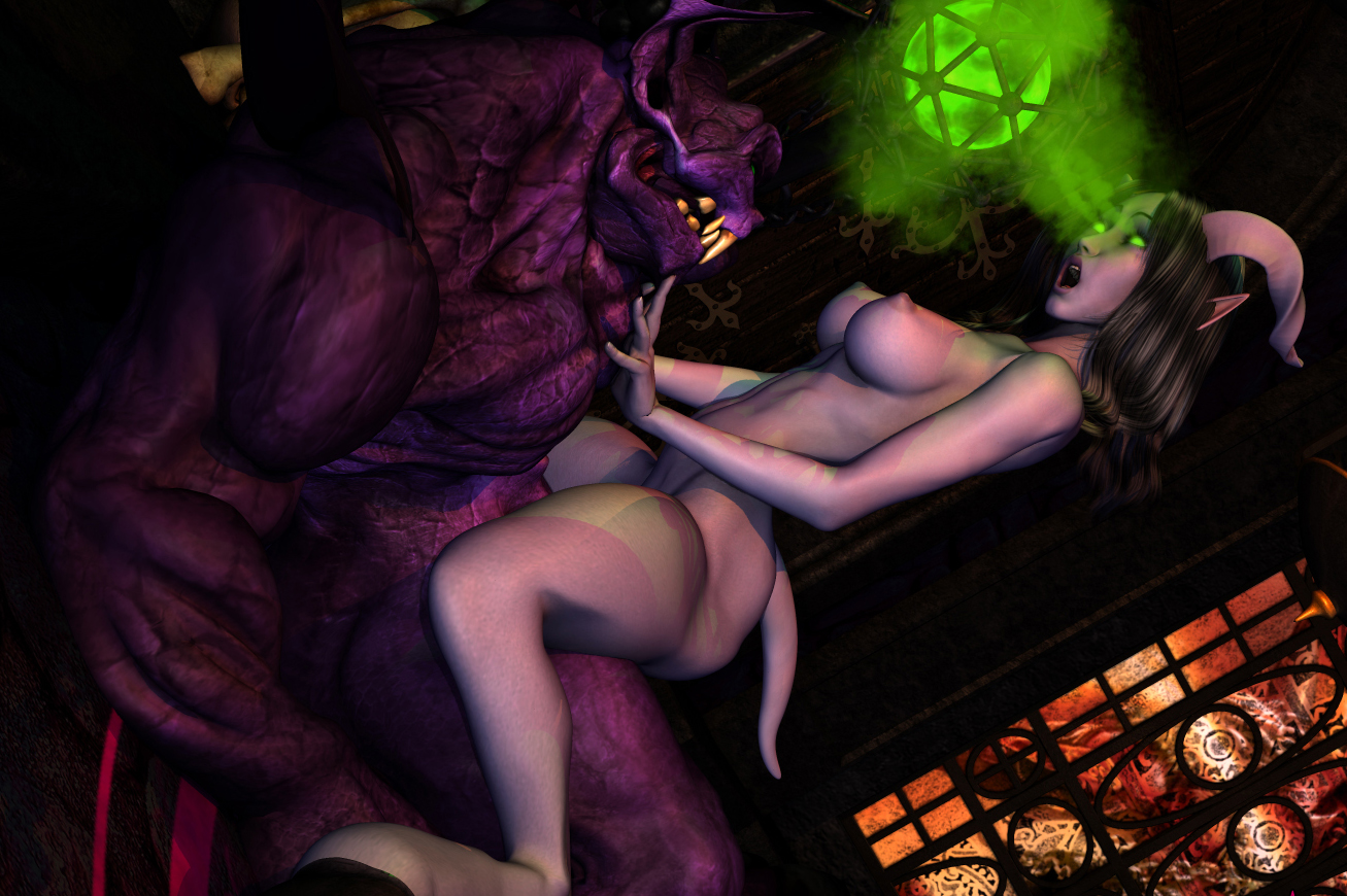 3d wow monster porn hentai photo