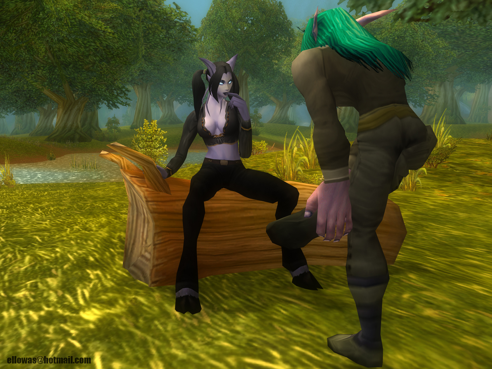 World of warcraft porn ellowas softcore pictures
