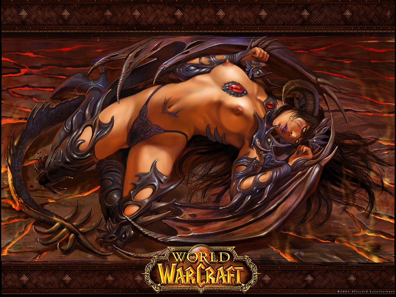 World Of Warcraft Porn Gallery Wallpapers Nude World Warcraft Demon: iluvtoons.com/world-of-warcraft-porn/43566.html