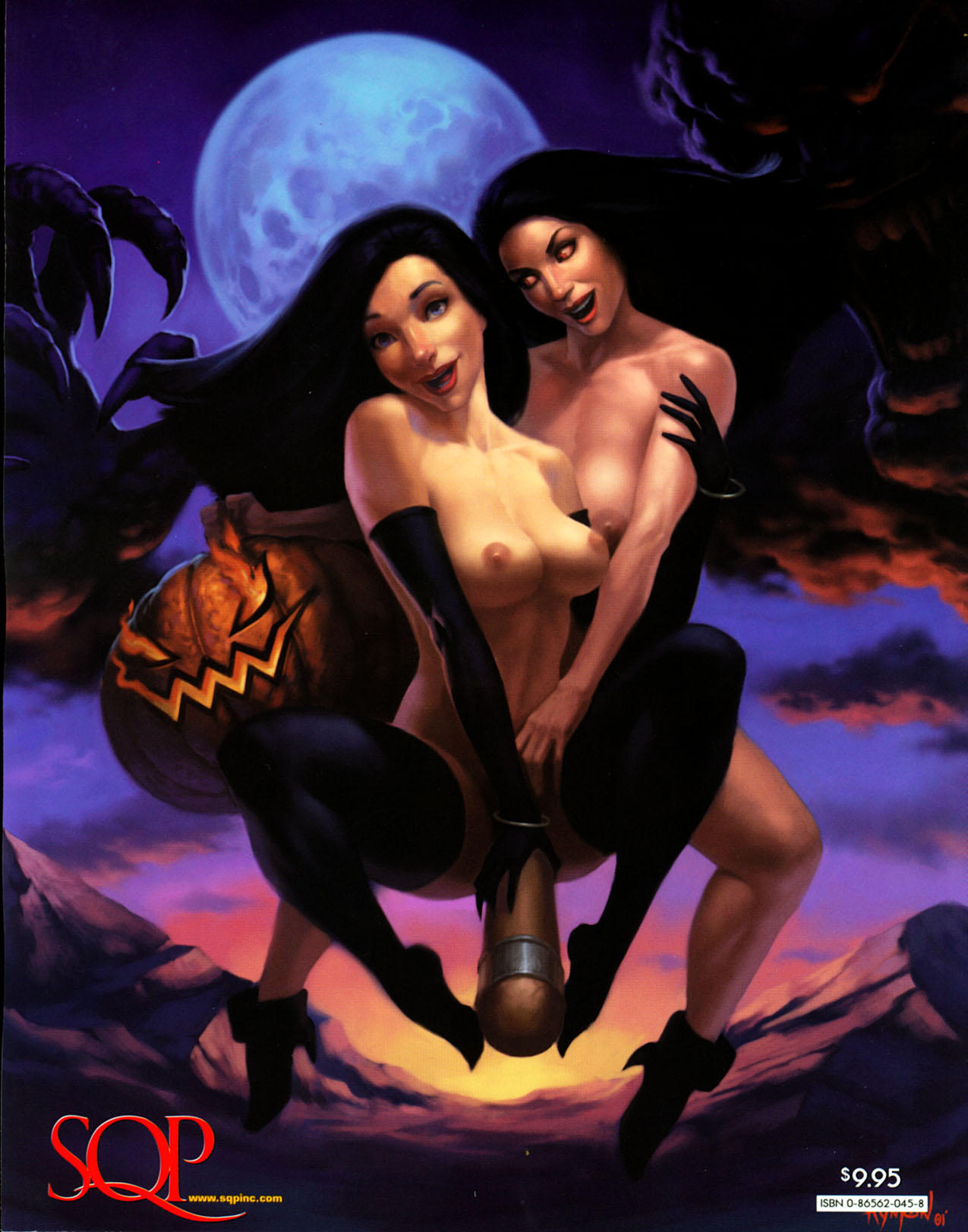 Witches porn galleries naked animated lady