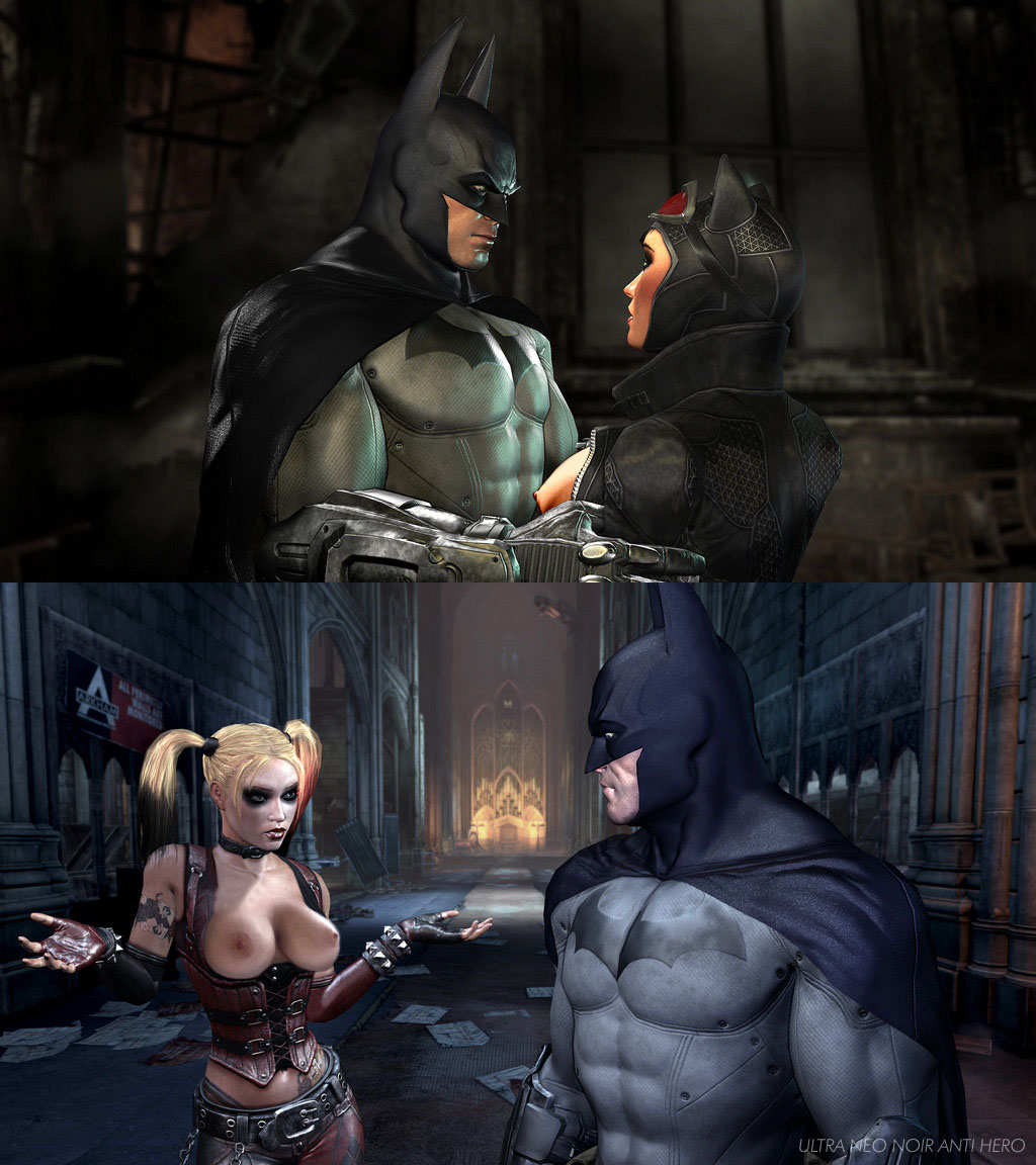 Batman arkham origins nude patch exploited photo